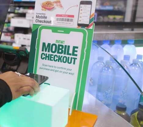 Convenience Mobile Checkout Expansions