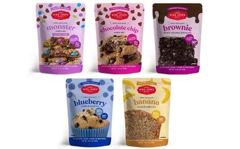 Low-Sugar Baking Mixes