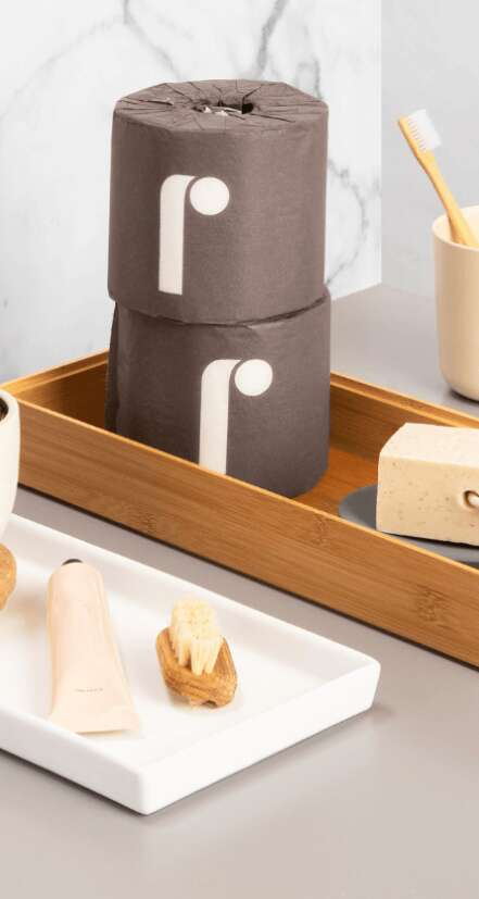 Tree-Free Toilet Paper Partnerships