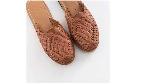 Handwoven Artisan Sandals