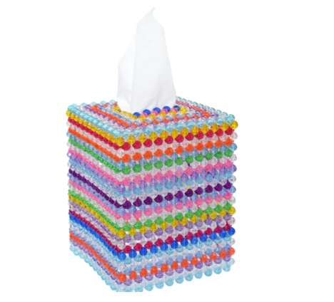 Chic Eye-Catching Tissue Boxes