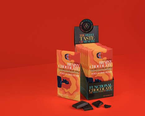 Brain-Boosting Chocolate Bars