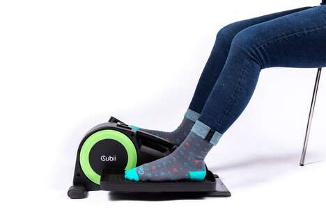 Stationary Workstation Exercise Devices