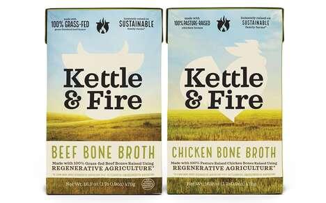 Regenerative Agriculture Bone Broths