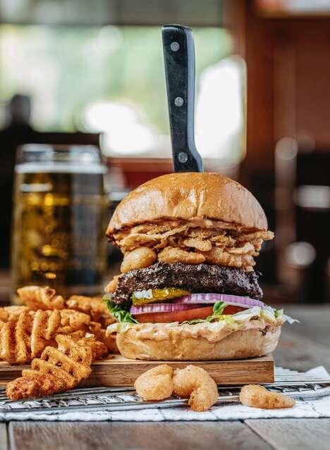 Made-from-Scratch Burger Buns