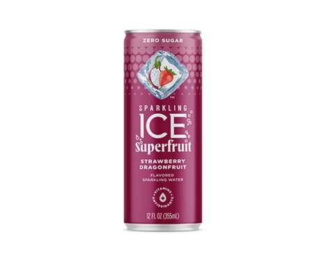Sparkling Superfruit Water Drinks