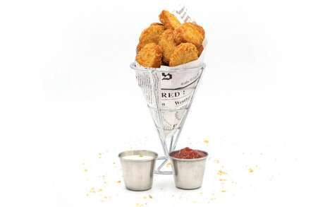 Premium Plant-Based Chicken Nuggets