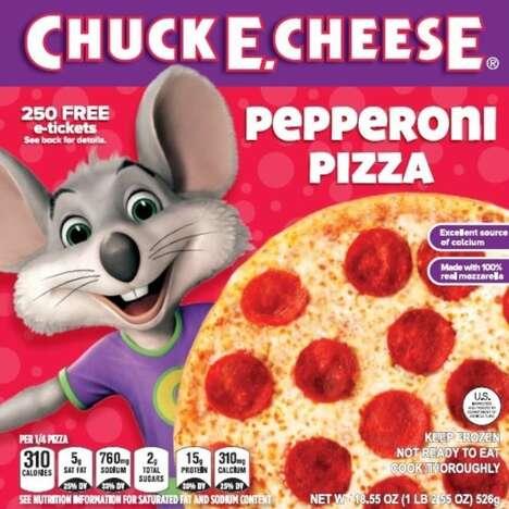Restaurant Brand Frozen Pizzas