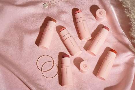 Mousse-Like Blush Sticks