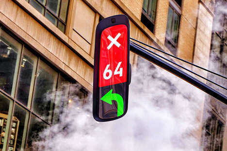 5G-Connected Traffic Signals