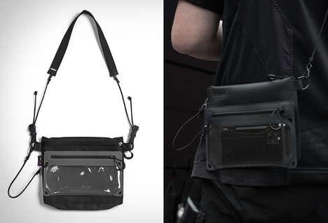 Tactical Crossbody Travel Bags