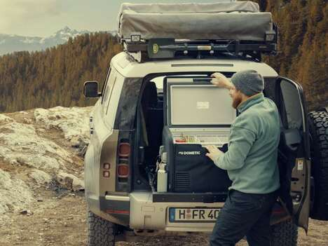 Car-Friendly Refrigeration Coolers