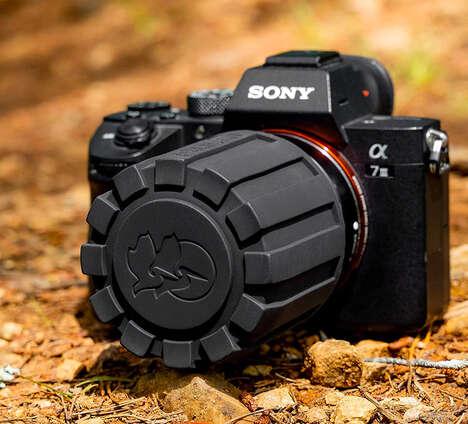 Silicone DSLR Lens Protectors