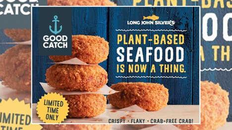 Plant-Based Seafood Menus