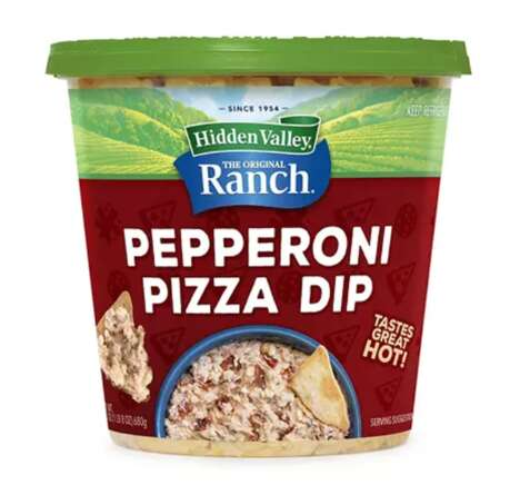 Pizza-Flavored Ranch Dips