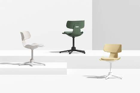 Tilting Posture-Supportive Chairs