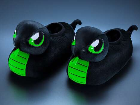 eSports-Themed Slippers