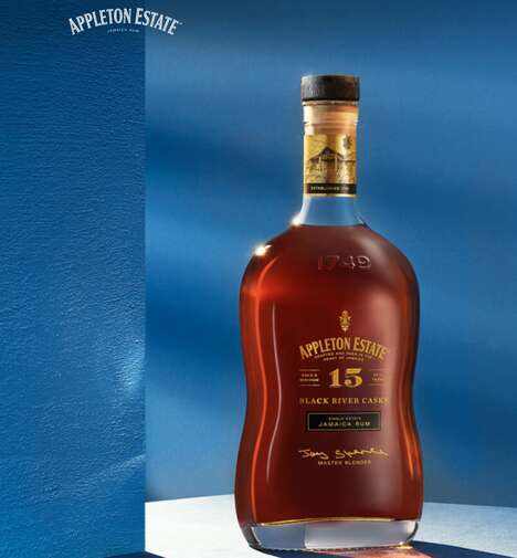 River-Inspired Premium Rums