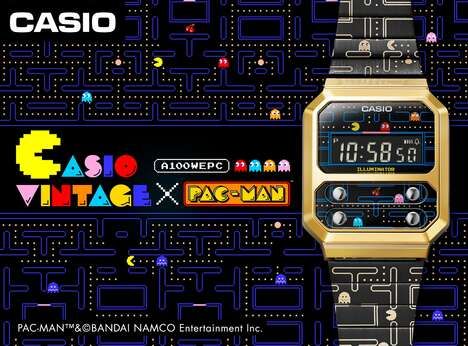 Retro Video Game Watches