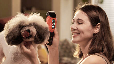 Smart Pet Clippers