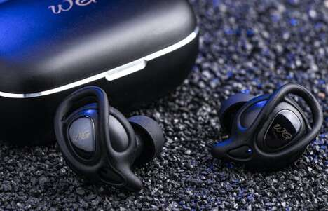 Sports-Ready Wireless Earbuds