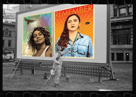 AR-Powered Art Posters
