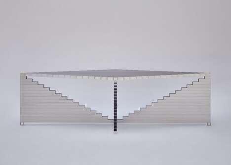 Perplexing Aluminum Tables