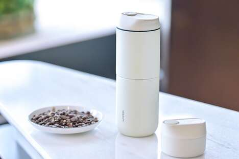 10 Niche Coffee Devices