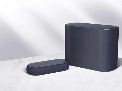 Upfiring Audio Mini Soundbars