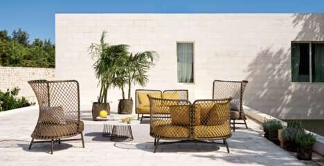10 Backyard Furniture Designs
