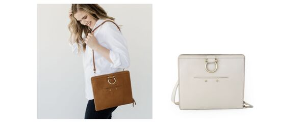 Artisan-Supporting Leather Bags
