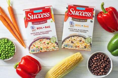 Boil-in-Bag Rice Mixes
