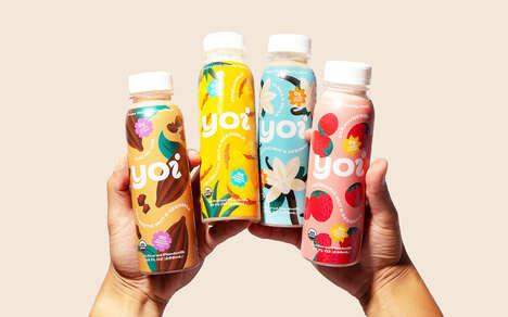 Probiotic Plant-Based Beverages