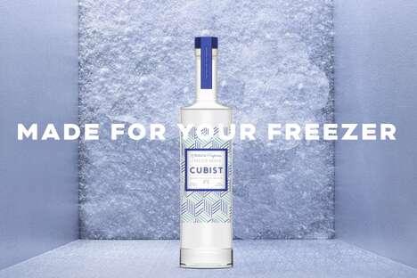 Thermochromic Freezer Vodkas
