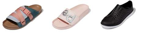 Comfort-Focused Sustainable Footwear