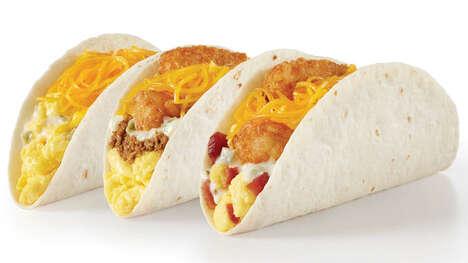 Breakfast-Ready Taco Menus