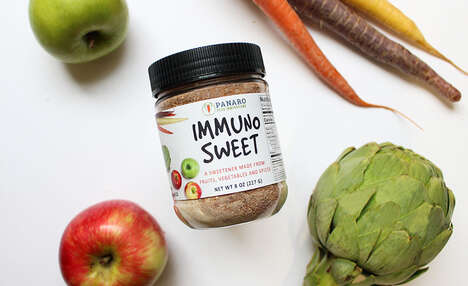 Naturally Sourced Sweetener Products