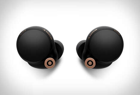 Noise-Cancelling Wireless Earbuds