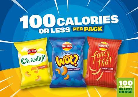 Low-Calorie Crisp Campaigns