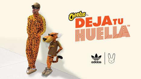 Snack-Themed Leisurewear