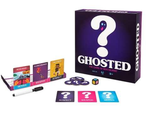 Supernatural Murder Mystery Games