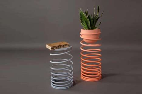 Toy-Inspired Planters