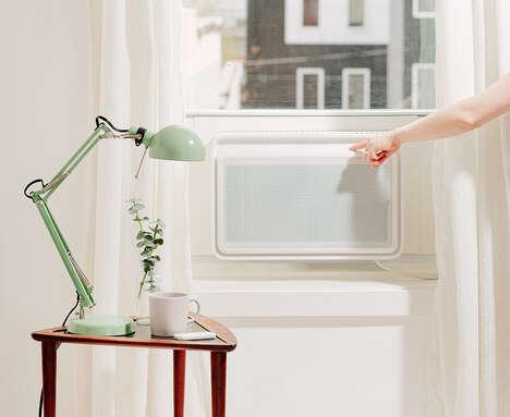 Modern Sleek Air Conditioners