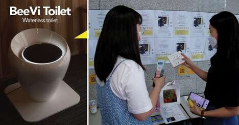 Energy-Producing Toilets