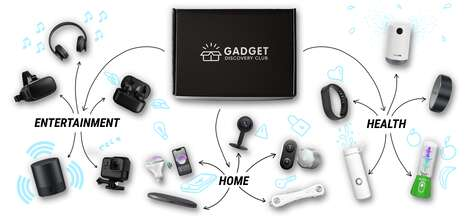 Cutting-Edge Gadget Subscriptions