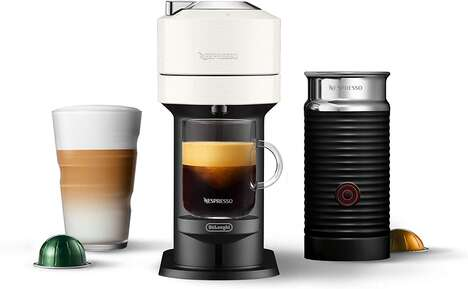 Bluetooth-Operated Espresso Machines