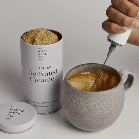 Adaptogenic Powdered Creamers