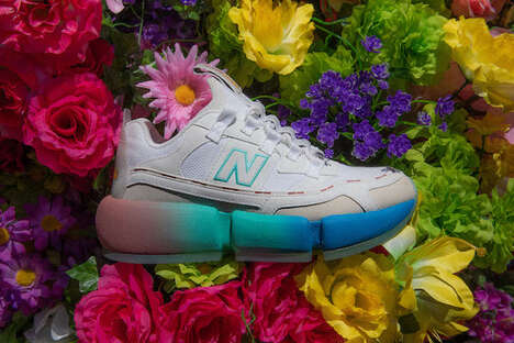 Chromatic Summer Sneakers