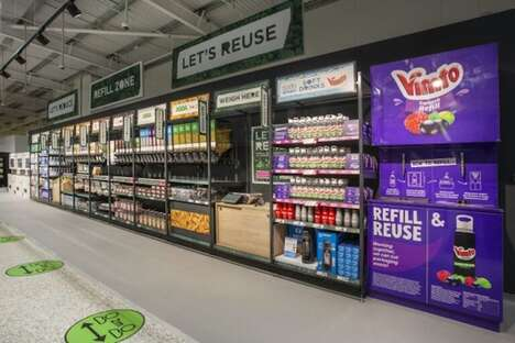 Sustainable Grocery Concepts