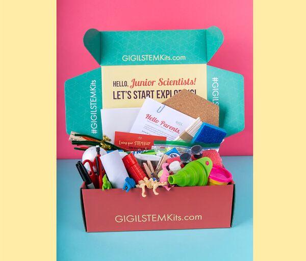 STEM Activities Subscription Boxes